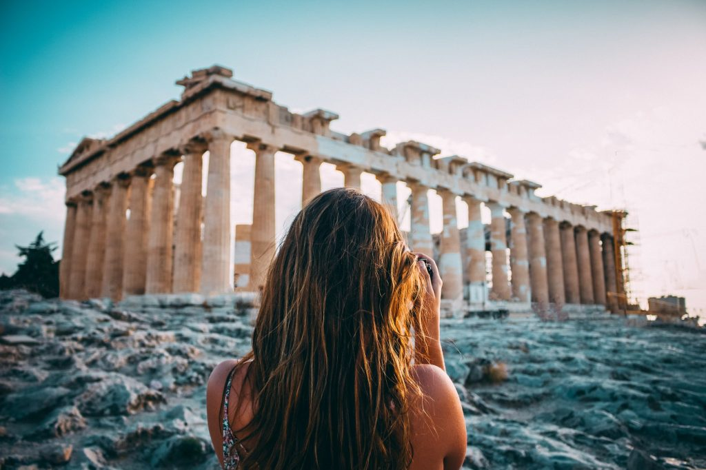 Greece Officially Opens Tourism Season 2021